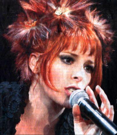 ma chanteuse préféré
