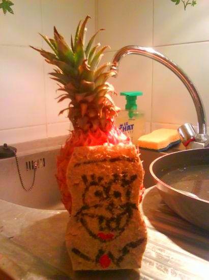 ♪ Qui Vit Dans Un Ananas Dans La Mer ? ♪