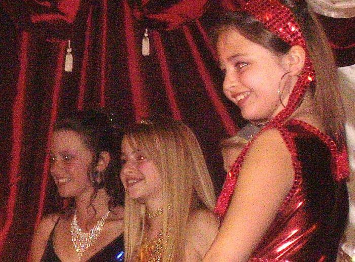 Moi Moleeine & Manon a Miss Disco ^^