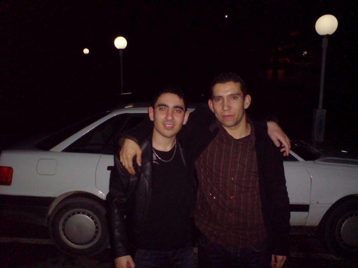 Un des mes frère  Walid
