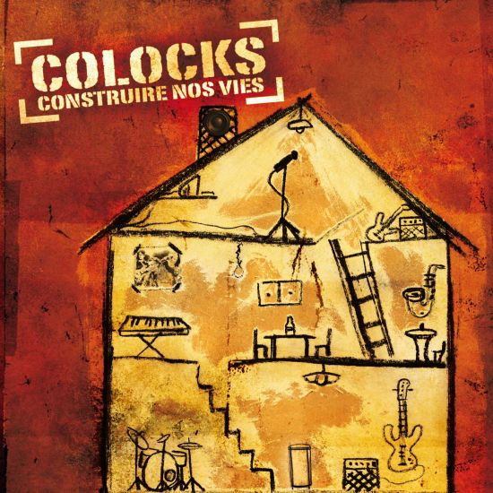 "Album COLOCKS ""Construire nos vies"""
