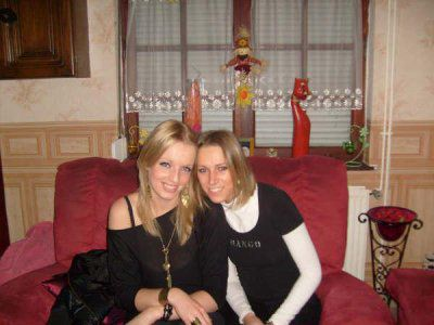 Moi et ma grande soeur ^^