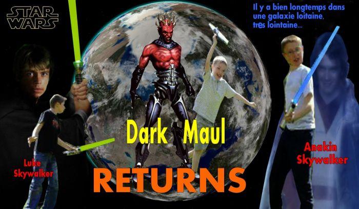 Star Wars VII - Dark Maul Returns