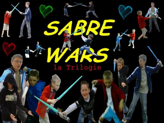 Sabre Wars - La Trilogie