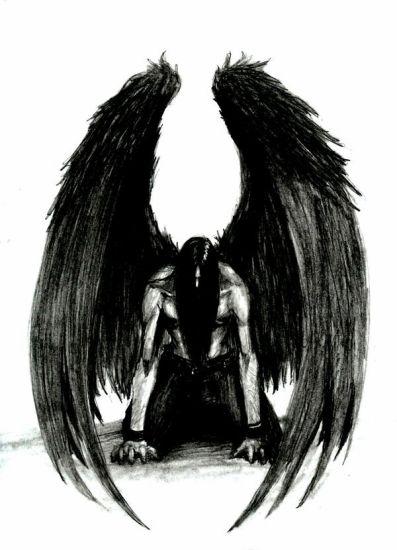 the black angel .