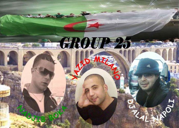 le groupe25