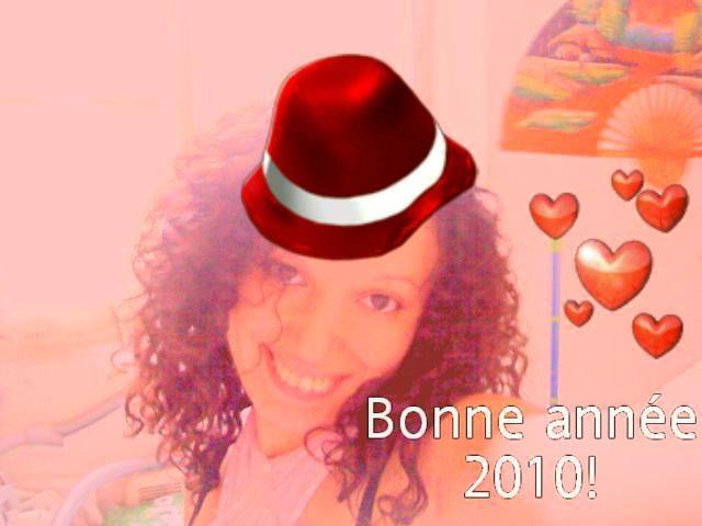 bonne année à vous tous!