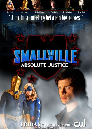 Absolute Justice Affiche Promo
