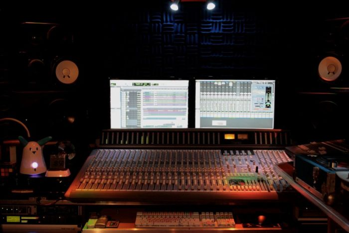 Studio AA MIX MASTER