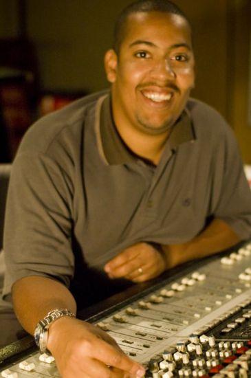 Anthony ARIBO au Studio 2 EMI