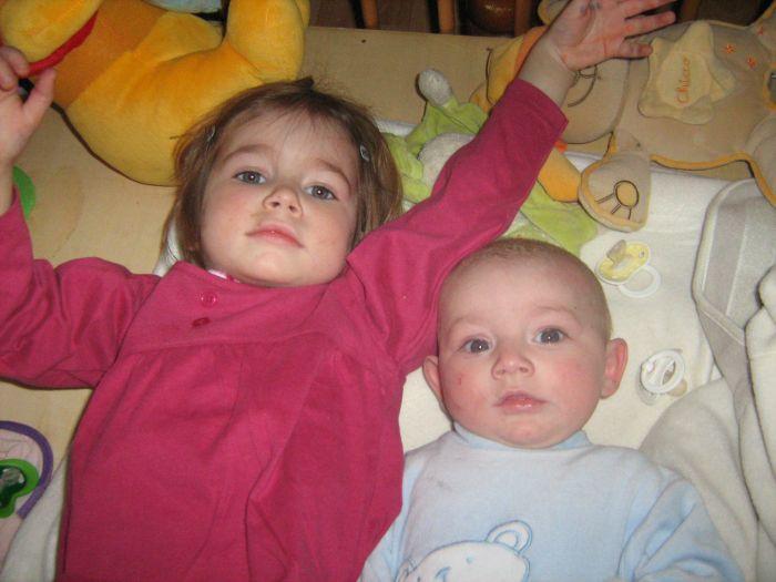 mes deux bébé d amours