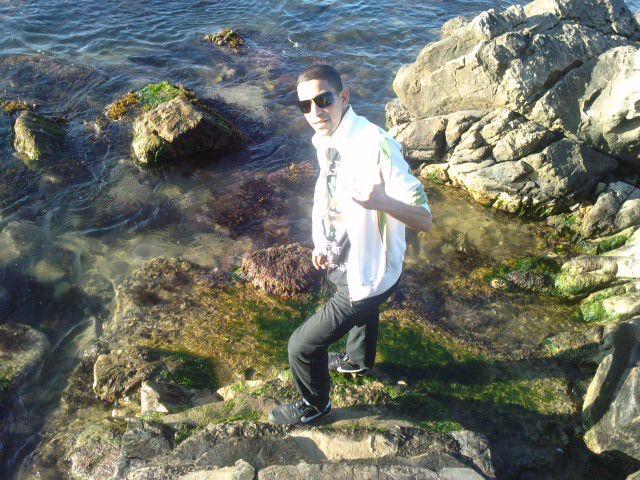 tjr moi a la plage pffffff