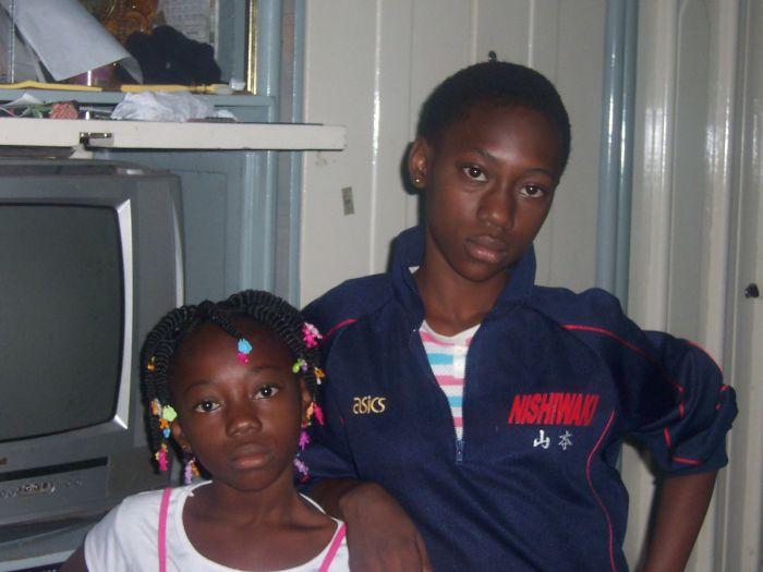 ma soeurs adja et moi