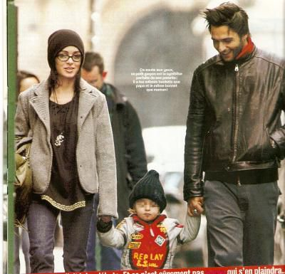 jenifer et sa famille