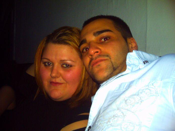 ma cousine et mon homme que j aime