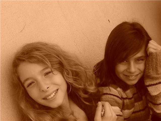 Margot & Moi :D Je T'adore Margot x3