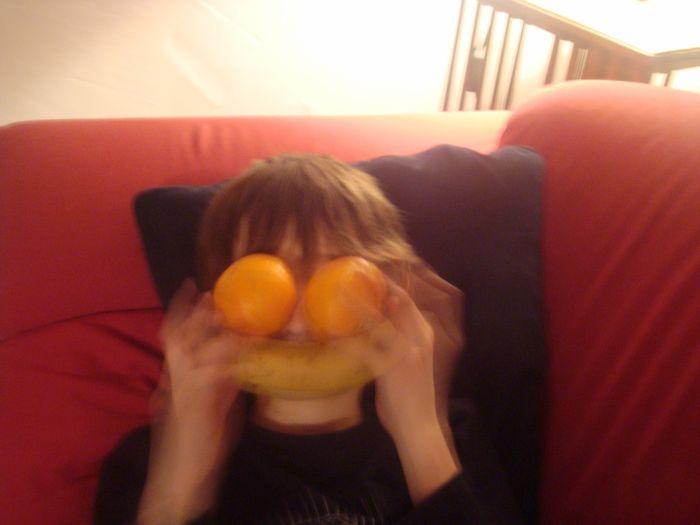 L' Homme Fruit !