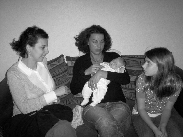 Magali Cathy Et Anissa Laurana (Sii² La Famille)