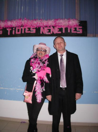 vanessa et Mr le maire