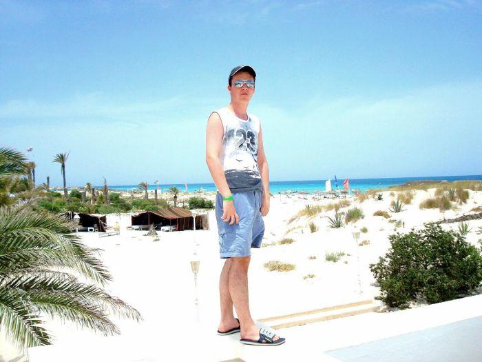 En tunisie