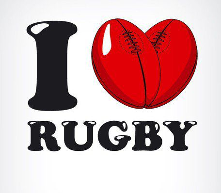 RUGBY♥
