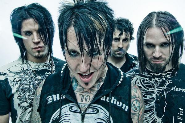 Papa Roach mon groupe Preferer