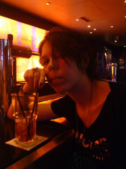 "Mlle Brown ""HARD ROCK CAFE"""