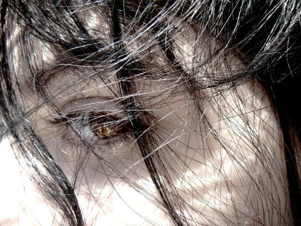 My eyes through yours