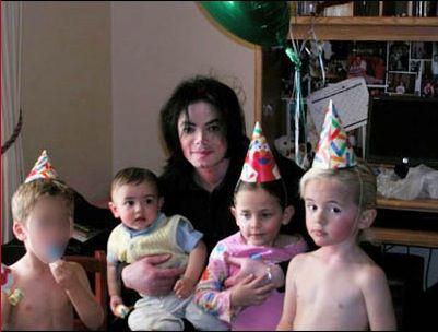 mike et ses enfants