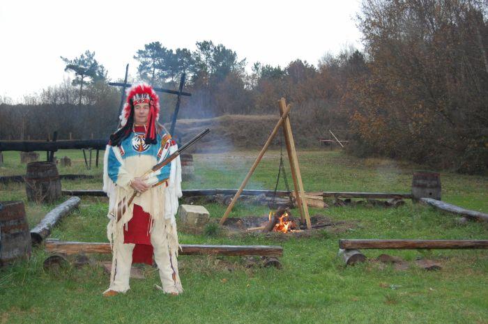 "Kangi Sapa  ""Lakota"""