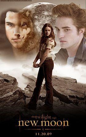 Bella & Edward & Jacob