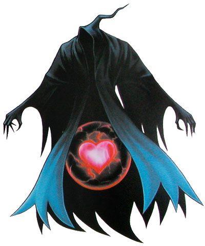 le fantom de la malédiction de l'orloge du monde imaginaire