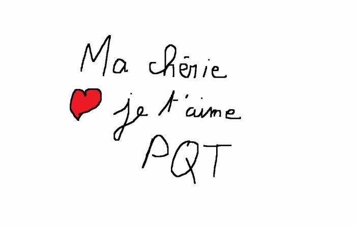 Mon Amour ;$