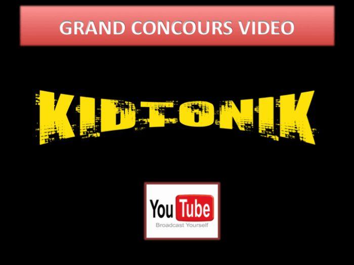 CONCOURS VIDE SUR YOUTUBE !!