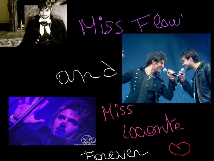 Mon montage avec miss flow ♥
