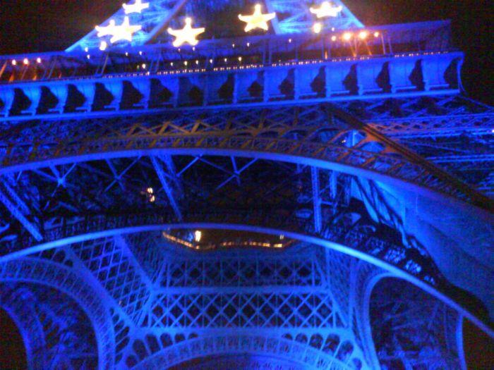 Tour eiffel (sortie a Paris)