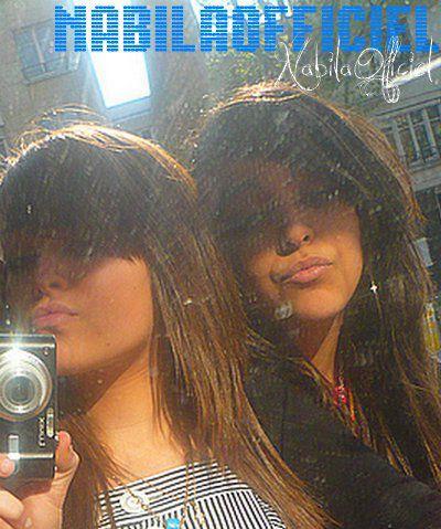 Nabila & La soeur Cikho : Toujours ensemble <3