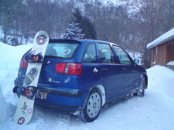 ma voiture & ma board