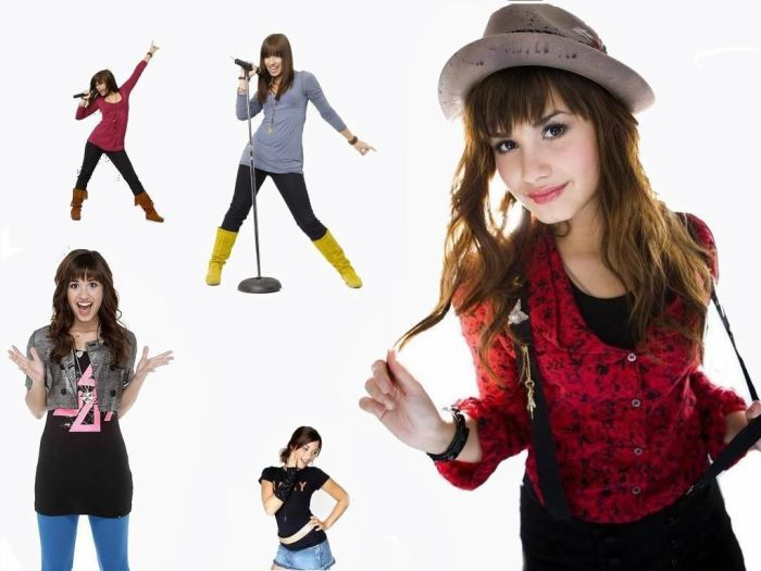 Demiii Lovatoo!  je suis Fan!