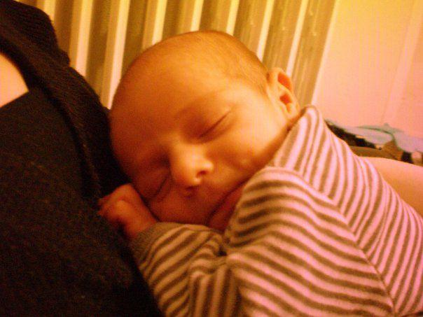mon petit neveux, c'est le plus beau!