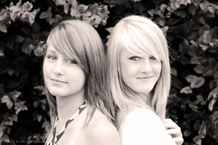 Shooting n°1 avec ma soeur (Y)