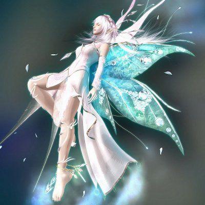 un ange manifique