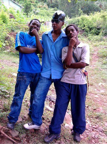 Liba, Fayad, Chambane
