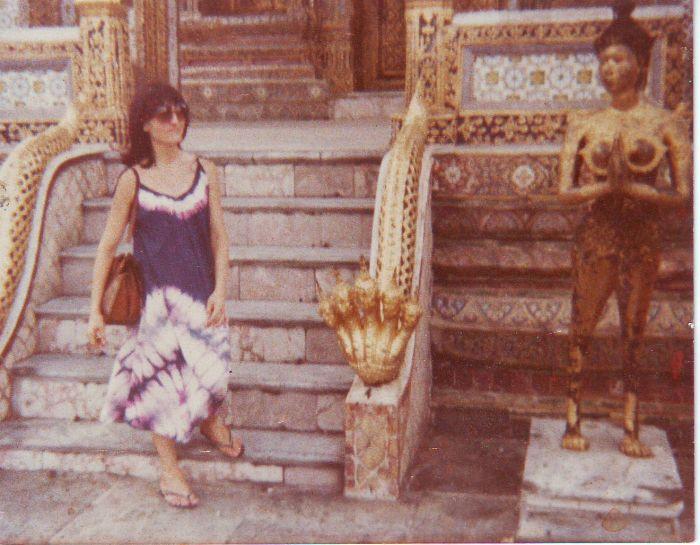 Ma Maman En Thaïlande