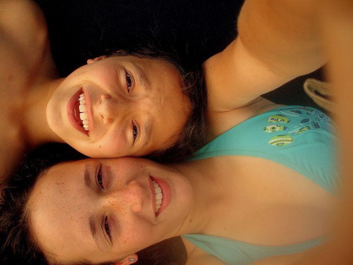 La petite soeur et moi =D