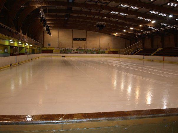 Ma patinoire ^^