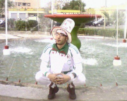 tjr avec l'algerie