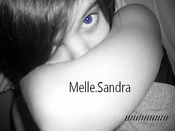 Mademoiselle Sandra'