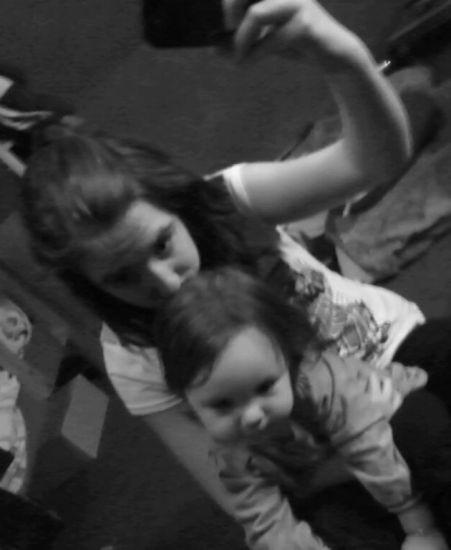 Mon petit qoeur & moi ♥ `