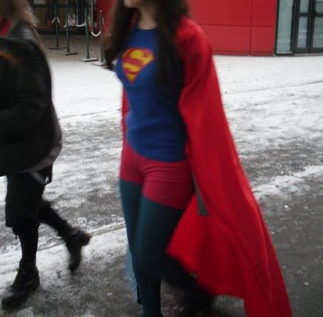 SUPERMAN, C'EST MOI.